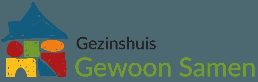 Logo Gezinshuis Gewoon Samen (Ede)
