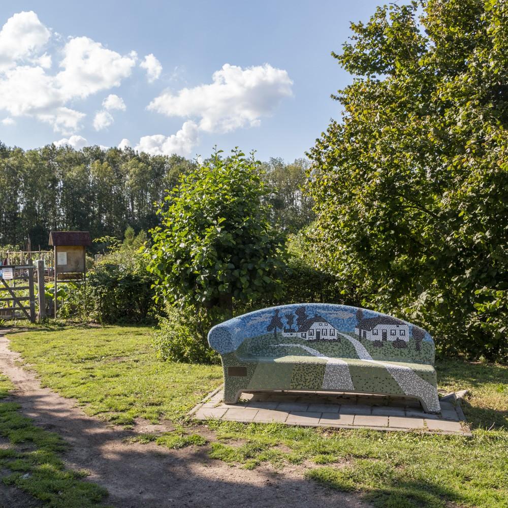 Gezinshuis Gewoon Samen ligt vlakbij het Veldhuizerbos in Ede