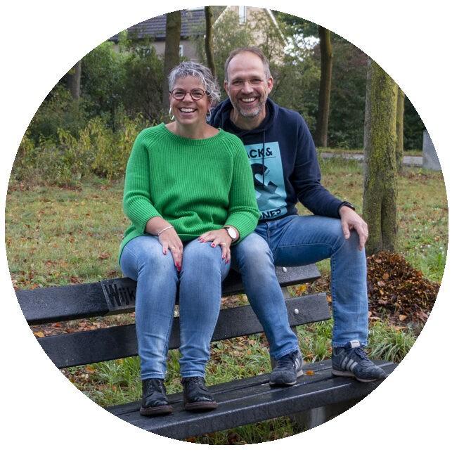 Martijn en Marjon Kats van Gezinshuis Gewoon Samen in Ede